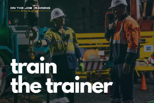 Train the Trainer [New Career Opportunities]